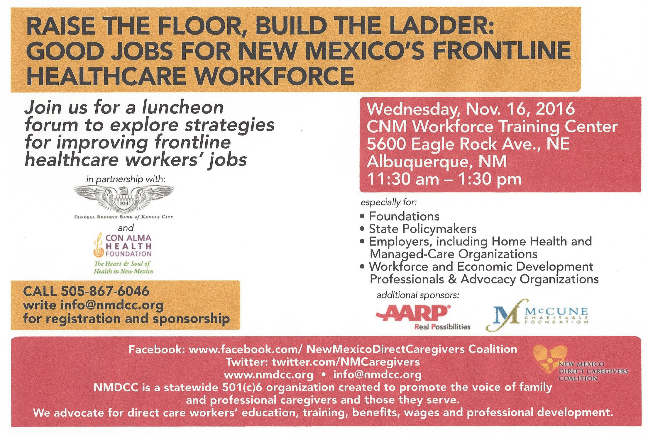 Raise the Floor, Build the Ladder | New Mexico Direct